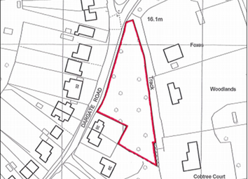Thumbnail Land for sale in Dargate Road, Yorkletts