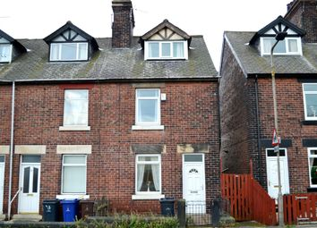 Thumbnail 3 bed end terrace house for sale in Middlecliff Lane, Little Houghton, Barnsley, South Yorkshire