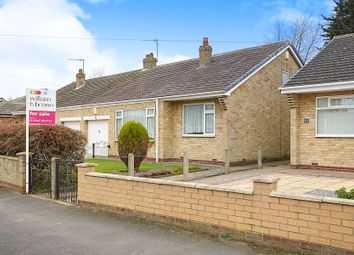 Thumbnail 2 bed semi-detached bungalow for sale in The Parkway, Willerby, Hull
