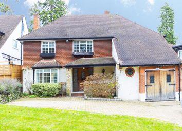 Thumbnail 4 bedroom property to rent in Warren Hill, Loughton