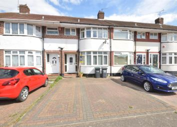 Thumbnail 3 bed terraced house to rent in Stanford Road, Luton