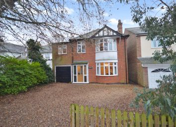 Thumbnail 5 bed detached house for sale in Stoughton Road, Oadby, Leicester