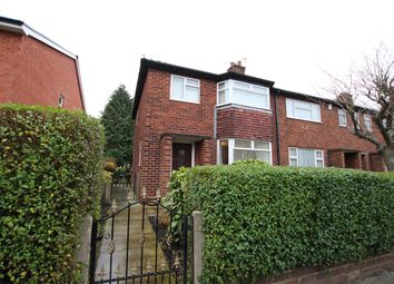 Thumbnail 3 bed semi-detached house for sale in Morgan Avenue, Warrington
