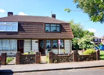 Thumbnail 3 bed semi-detached house for sale in Starboard Avenue, Greenhithe