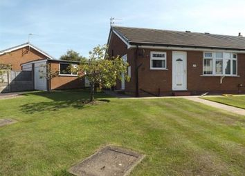Thumbnail 2 bed bungalow for sale in Carisbrooke Avenue, Blackpool