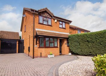 Caldeford Avenue, Monkspath, Solihull B90. 4 bed detached house