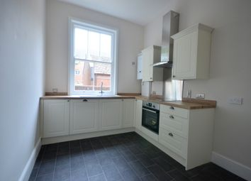 Thumbnail 2 bed flat to rent in Abbey Road, Grimsby