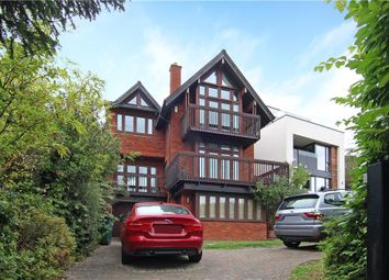 Thumbnail 6 bed detached house to rent in Cottenham Park Road, London