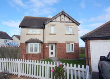 Thumbnail 4 bed detached house for sale in Kings Field, Seahouses