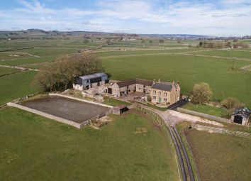 Thumbnail 4 bed farmhouse for sale in Stanley Lodge, Great Hucklow, Derbyshire