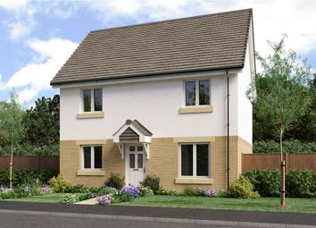 "Thumbnail 3 bed detached house for sale in ""Deanston Det"" at Path Brae, Kirkliston"