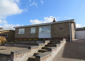 Thumbnail 3 bedroom detached bungalow for sale in Wissett Close, Halesworth