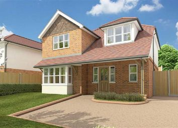 Thumbnail 3 bedroom detached house for sale in Wendover Pines, Welwyn, Hertfordshire