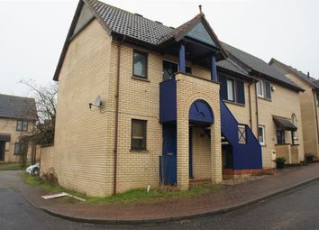 Thumbnail 1 bed maisonette to rent in Walnut Tree, Milton Keynes, Bucks