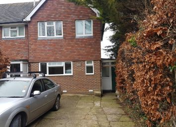 Thumbnail 2 bed end terrace house to rent in Bostal Road, Steyning, West Sussex