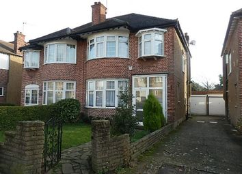 Thumbnail 3 bed semi-detached house to rent in Lynton Mead, Totteride, London