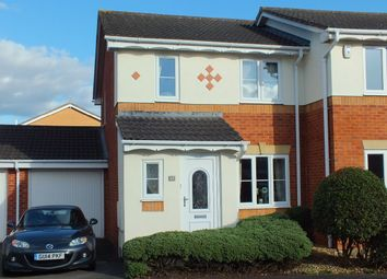 Thumbnail 3 bed semi-detached house for sale in Stoke Hill, Paxcroft Mead, Trowbridge