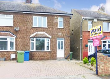 Thumbnail 3 bed end terrace house for sale in Cecil Avenue, Sheerness, Kent