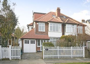 Thumbnail 4 bed property to rent in Cavendish Road, Chiswick, London
