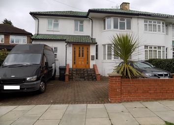 Thumbnail 5 bed semi-detached house to rent in Raleigh Drive, Whetstone