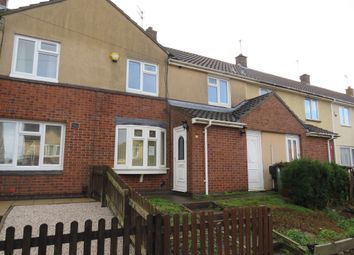 Thumbnail 3 bed terraced house for sale in Tavistock Square, Corby