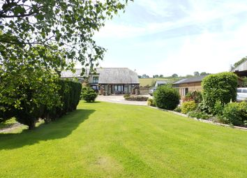 Thumbnail 4 bed link-detached house for sale in Lifton