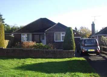 Thumbnail 3 bed bungalow for sale in Bridge Close, Bursledon, Southampton