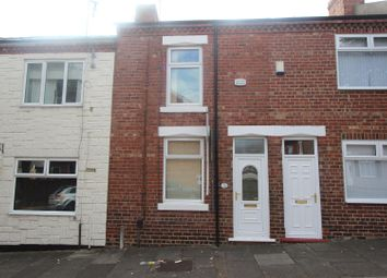 Thumbnail 2 bed terraced house for sale in Branksome Terrace, Darlington