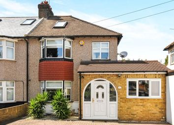 Thumbnail 3 bed semi-detached house for sale in Palm Avenue, Sidcup, Kent
