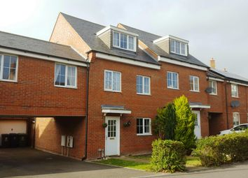 Thumbnail 4 bedroom town house to rent in Foxhollow, Great Cambourne, Cambridge