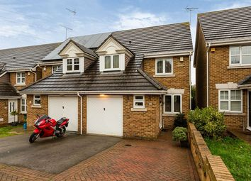 Thumbnail 3 bed semi-detached house for sale in Page Close, Bean, Dartford, Kent