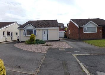 Thumbnail 3 bed bungalow for sale in Micklehurst Cresent, Burnley, Lancashire