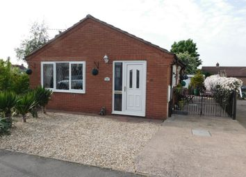 Thumbnail 2 bed bungalow for sale in Oxford Street, Church Gresley