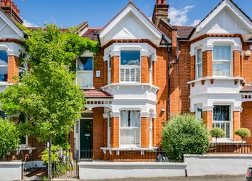 Thumbnail 5 bed terraced house for sale in Canford Road, Battersea, London