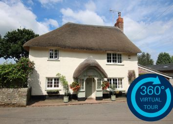 Thumbnail 3 bedroom detached house for sale in Knowle, Crediton, Devon
