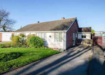 Thumbnail 3 bed semi-detached bungalow for sale in Walkers Croft, Lichfield