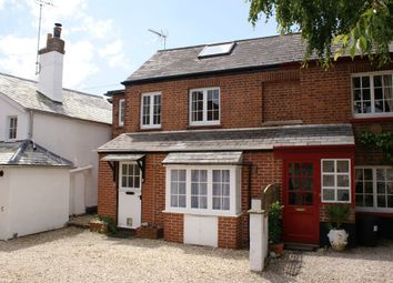 Thumbnail 2 bed cottage to rent in Coysh Square, Topsham, Exeter