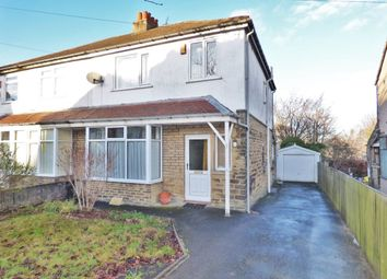 Thumbnail 3 bedroom semi-detached house for sale in Duchy Avenue, Bradford