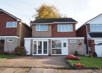 Thumbnail 3 bed detached house for sale in Woodway, Erdington, Birmingham