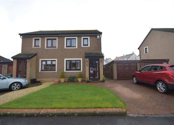 Thumbnail 2 bedroom semi-detached house for sale in Abbots Way, Ayr, South Ayrshire