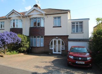 Thumbnail 4 bed property for sale in Paulton Drive, Bishopston, Bristol