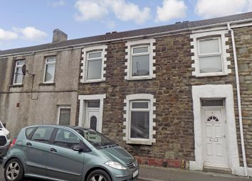 Thumbnail 4 bed terraced house for sale in Pembroke Terrace, Port Talbot, Neath Port Talbot.