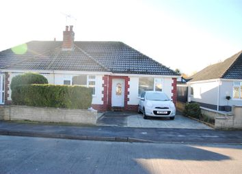 Thumbnail 2 bed semi-detached bungalow for sale in Wigmore Avenue, Lawns, Swindon