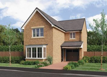 "Thumbnail 3 bed detached house for sale in ""The Orwell"" at Ladyburn Way, Hadston, Morpeth"