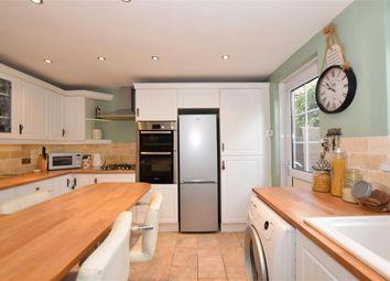 Thumbnail 3 bed end terrace house for sale in Caroland Close, Smeeth, Ashford, Kent