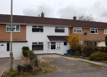 Thumbnail 2 bed terraced house for sale in Field View Road, Croesyceiliog, Cwmbran