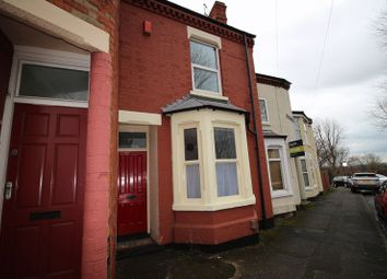Thumbnail 2 bedroom terraced house to rent in Lees Hill Street, Sneinton, Nottingham