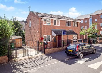 Thumbnail 2 bed semi-detached house for sale in Jubilee Street, Nottingham