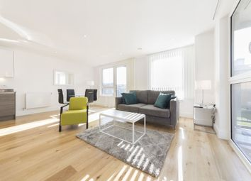 Thumbnail 2 bed flat to rent in 2 Winchester Square, Marine Wharf East, London