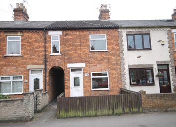 Thumbnail 3 bed terraced house for sale in Grove Street, Balderton, Newark